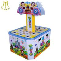 Buy cheap Hansel small investment Double Hamster kids game machine for sale from wholesalers