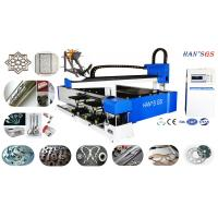 Buy cheap Aluminium Casting Gantry Structure Metal Laser Cutting Machine 100, 000 Hours Laser Lifetime from wholesalers