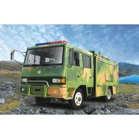 Buy cheap 4x4 160HP Euro3 Dongfeng Camions EQ5080TXFT Fire Fighting Truck from wholesalers