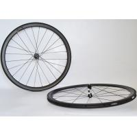Buy cheap DT350S Tubeless Carbon Road Bike Wheels Durable With Sapim CX Ray Spokes from wholesalers