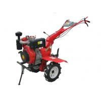 Buy cheap 9hp Diesel Agricultural yard machine tillers farm tools motor cultivator from wholesalers