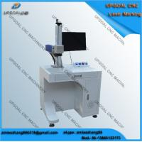 Buy cheap Iphone Aluminum Cover Fiber Laser Marking Machine from wholesalers