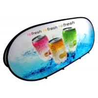 Buy cheap Dye Printing Fabric Outdoor Pop Up Banner Stand For Promotion Event Display from wholesalers