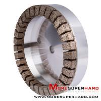 Buy cheap Metal Bond Diamond Cup Wheel lucy.wu@moresuperhard.com from wholesalers