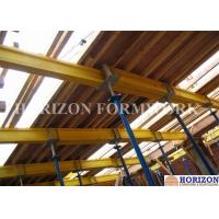 Buy cheap Telescopic Length Scaffolding Steel Prop Q235 Steel Pipe Support Floor Formworks from wholesalers