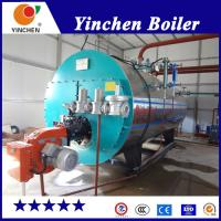 Buy cheap Atomization Burning Steam Generator Boiler Smoke Tube 0.5-20 T/H Pressure from wholesalers