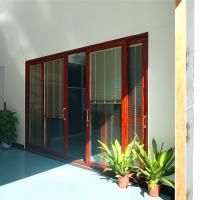 Buy cheap 2.0mm aluminum profile thickness sliding glass door from wholesalers