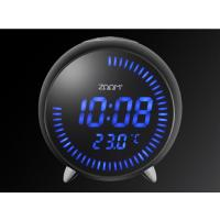 Buy cheap Zoom Sphere Alarm Clock a big rounded LCD display show the time and temperature With snooz from wholesalers