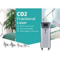 Buy cheap High Energy 60W Rf Tube Co2 Fractional Laser Machine Surgical Vaginal Tightening from wholesalers