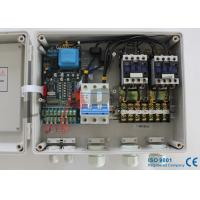 Buy cheap Duplex Single Phase Pump Control Panel DOL Start , 0.37-2.2KW Output Power product