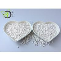 Buy cheap Air Seperation Aluminum Oxide Desiccant Spherical High Crushing Strength from wholesalers