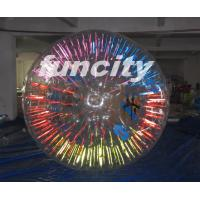Buy cheap Shining Inflatable Zorb Ball from wholesalers