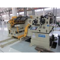 Buy cheap Coil Handling System Decoiler Straightener Feeder With Upper 6 Work Roll from wholesalers