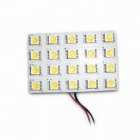Buy cheap 8-piece SMD 5050 LED Lamp with Festoon and 360° Viewing Angel from wholesalers