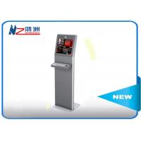Buy cheap OEM ODM commercial use LED interactive information kiosk touch screen from wholesalers