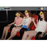 Buy cheap 5D Cinema System  Internal of Mobile Car With Wheel , Moved to the  crowded places product