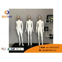 Buy cheap Window Display Retail Shop Fittings Flexible Full Body Female Mannequin from wholesalers