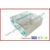 Buy cheap Transparent PVC / PET Plastic Blister Packaging, Foldable Offset Printed Plastic Boxes from wholesalers