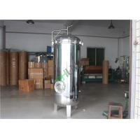 Buy cheap Mirror Gloss Stainless Steel Cartridge Filter Housing RO System Purification from wholesalers