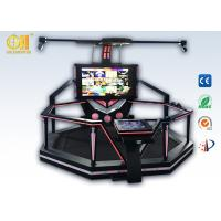 Buy cheap 1KW Power VR Space Battle Arcade Game With 360 Oculus Rift VR Headset from wholesalers