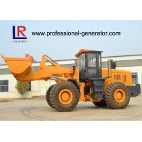 Buy cheap 5000kg Capacity Front End Large Wheel Loader With 162kw Weichai Engine from wholesalers
