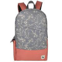 Buy cheap Patterned Female Padded Laptop Bag , 14 Inch Laptop Backpack Two Shoulder Strap from wholesalers