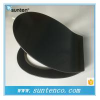 Buy cheap 2016 China Superior Quality Manufacture Black Color Soft Close Toilet Seat from wholesalers