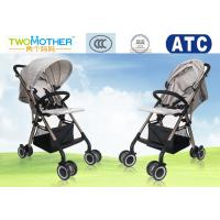 Buy cheap Comfortable Newborn Pushchairs And Buggies Light Weight Foldable from wholesalers