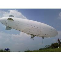 Buy cheap Giant Inflatable Airplane Helium Balloon Helium Blimp / rc Blimp Outdoor For Advertising from wholesalers