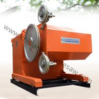 Buy cheap Hot Sale Wire Saw Cutting Machine for Marble Stone Quarry from wholesalers