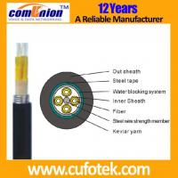 Buy cheap Waterproof Fiber Optic Cable from wholesalers
