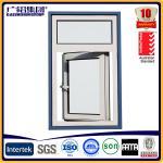 Buy cheap aluminium casement window opening outside from wholesalers