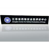 Buy cheap Reception / Office Illuminated Led Directional Signs Ceiling Suspended 20mm Thickness from wholesalers