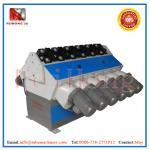 tube rolling machine for tubular heaters