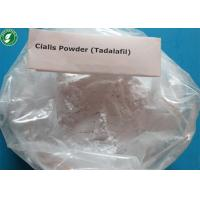 Buy cheap High Purity Tadalafil Cialis Sex Steroid Hormones  to Treat ED in Males CAS 171596-29-5 from wholesalers