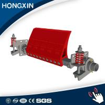 Buy cheap 182 mm height Coal mining adjustable secondary polyurethane conveyor belt scraper rubber from wholesalers