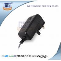 China AC DC Universal Power Adapter 12V 2A , Wall Power Adapter UK Plug on sale