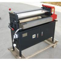 Buy cheap White Glue Roller Machine Corrugated Weight 500KG With Voltage 380V 50Hz product