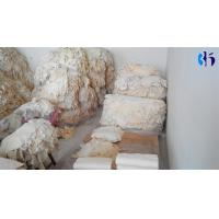 Buy cheap 4.50sqft Fish Oil Tanned Sheep Skin Genuine Chamois Leather Car Washing from wholesalers