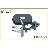 Buy cheap No Leakage 900mah 510 Ego Ce4 Kit Black , E Cigarette Ce4 Clearomizer Starter Kit product