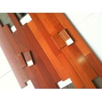 Buy cheap Kempas solid wood flooring/kempas hardwood flooring from wholesalers