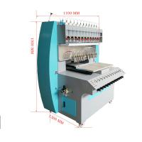 Buy cheap High Precision Plastic Cup Mat Dispensing Machine Equipment from wholesalers