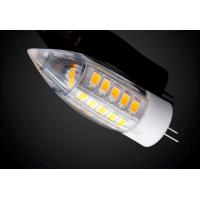 Quality 3 Watt 100lm/w G4 LED Light Candle Bulb Type With 33 pcs SMD2835 for sale
