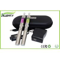 Buy cheap Evod E-Cigarette Starter Kits With Ego Atomizer Ego Case from wholesalers