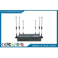 Buy cheap WiFi VPN Sim Slot Industrial 4G / 3G Router Built In Two SIM / UIM Card Slot from wholesalers