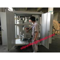 Buy cheap 3000 LPH Waste Turbine Oil Purifier, Vacuum Dehydration Plant,Used Oil Filtering Kit, Turbo Oil Recycling Machine from wholesalers