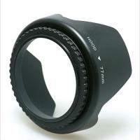 Buy cheap Professional 49mm Camera Lens Hood Flower Lens Hood For Nikon Sony Canon from wholesalers