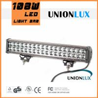 Buy cheap 4X4 Accessories 108w cheap led light bars in china from wholesalers