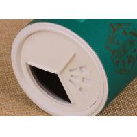 Buy cheap Plastic Shaker Lid Eco-Friendly Paper Composite Cans for Spice / Salt / Powder from Wholesalers