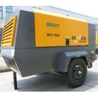 Buy cheap Professional Industrial Portable Air Compressor With Cummins Diesel Engine product